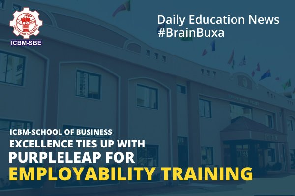 ICBM-School of Business Excellence ties up with PurpleLeap for employability training