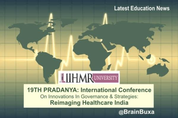 19TH PRADANYA: International Conference On Innovations In Governance & Strategies