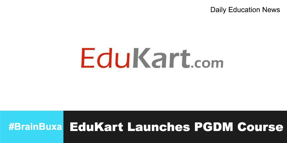 EduKart Launches PGDM Course