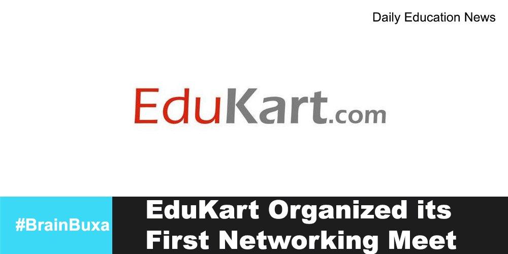 EduKart Organized its First Networking Meet