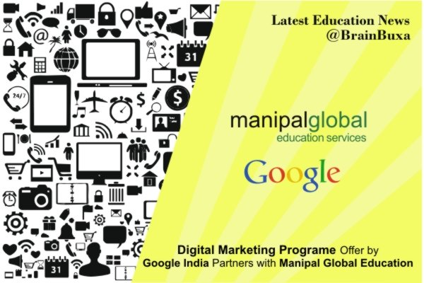 Image of Digital  Marketing  Programe  Offer  by  Google  India  Partners  with  Manipal  Global Education   Education News Photo