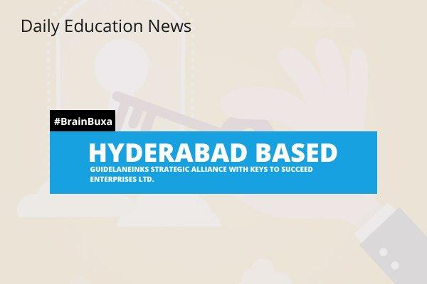 Hyderabad based GuideLane inks strategic alliance with Keys to Succeed Enterprises Ltd.