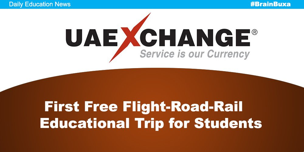 Image of First Free Flight-Road-Rail Educational Trip for Students | Education News Photo