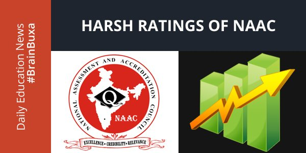 Image of Harsh Ratings of NAAC   Education News Photo