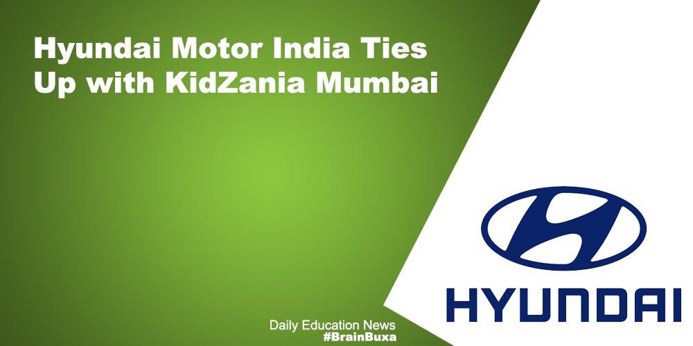 Image of Hyundai Motor India Ties Up with KidZania Mumbai | Education News Photo
