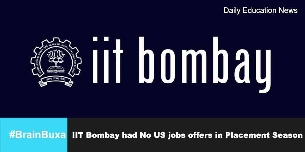 Image of IIT Bombay had No US jobs offers in Placement Season | Education News Photo
