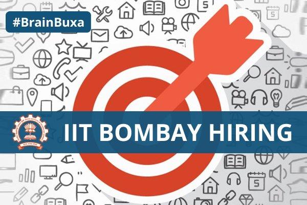 IIT Bombay hiring