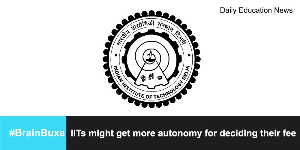 Image of IITs might get more autonomy for deciding their fee | Education News Photo