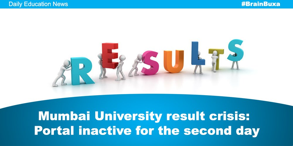 Mumbai University result crisis: Portal inactive for the second day