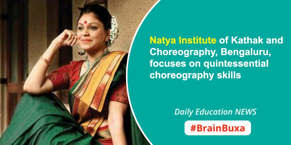 Image of Natya Institute of Kathak and Choreography, Bengaluru, focuses on quintessential choreography skills   Education News Photo