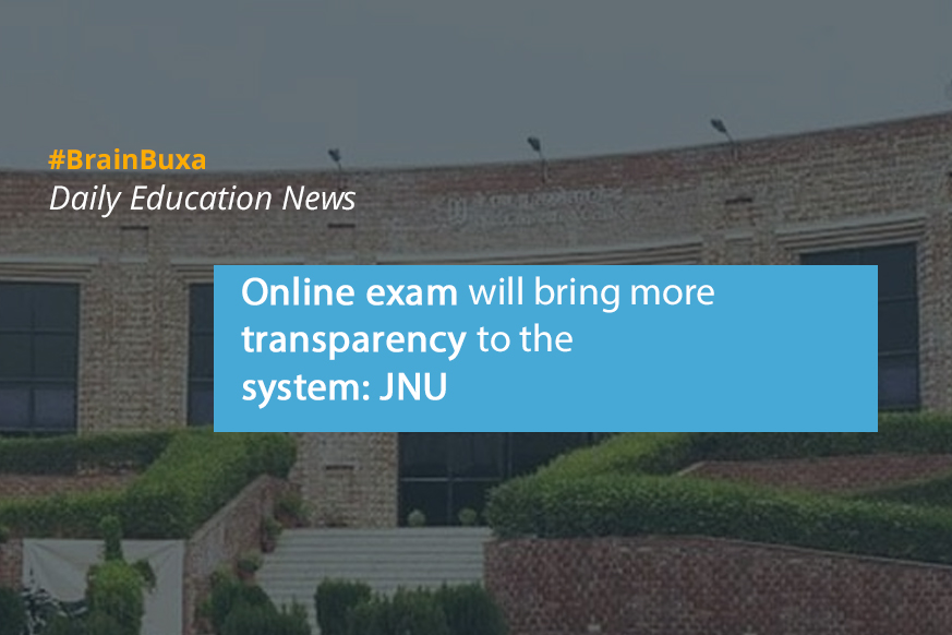 Image of Online exam will bring more transparency to the system: JNU | Education News Photo