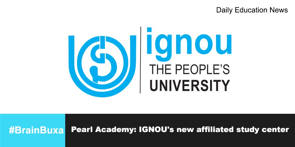 Image of Pearl Academy: IGNOU's new affiliated study center | Education News Photo