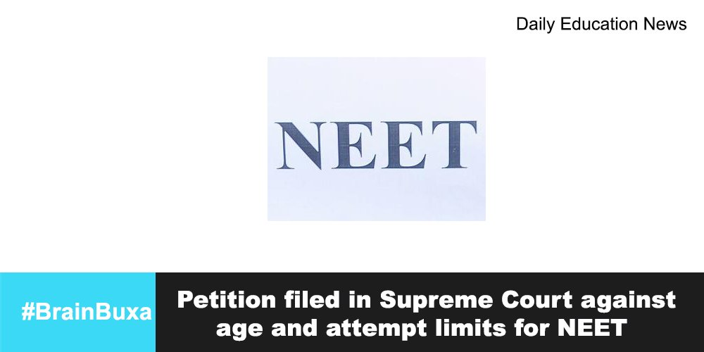 Image of Petition filed in Supreme Court against age and attempt limits for NEET | Education News Photo