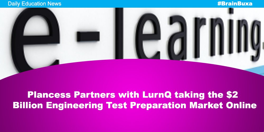 Image of Plancess Partners with LurnQ taking the $2 Billion Engineering Test Preparation Market Online | Education News Photo