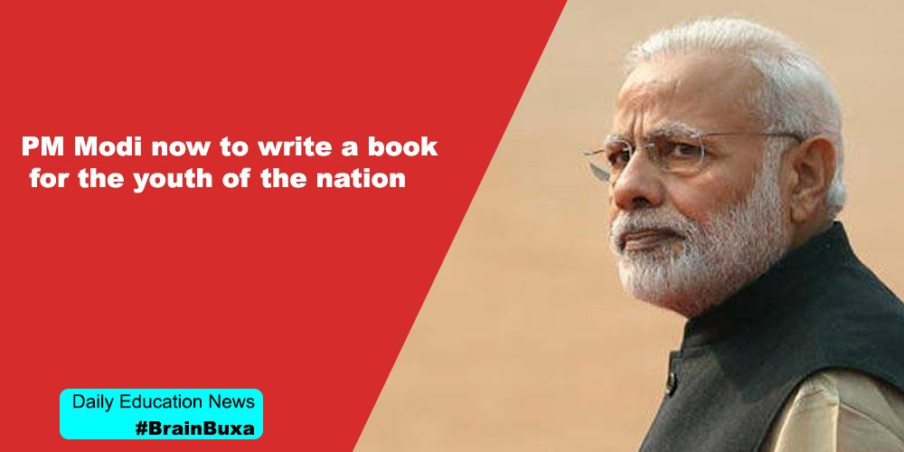 Image of PM Modi now to write a book for the youth of the nation | Education News Photo