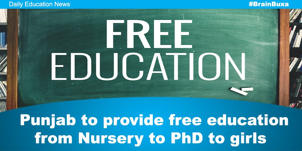 Image of Punjab to provide free education from Nursery to PhD to girls | Education News Photo