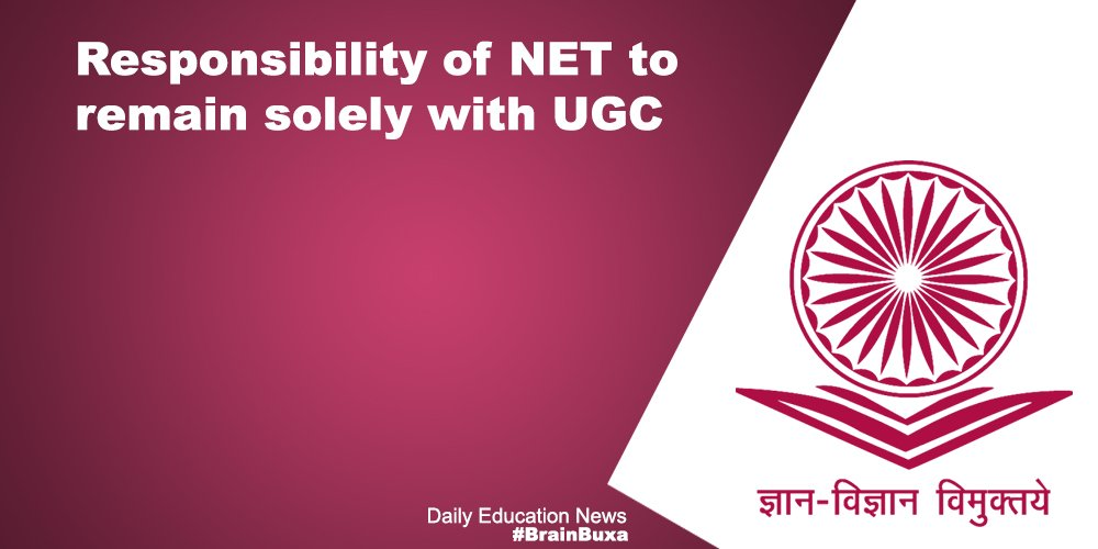 Image of Responsibility of NET to remain solely with UGC | Education News Photo