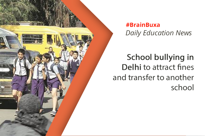 Image of School bullying in Delhi to attract fines and transfer to another school | Education News Photo