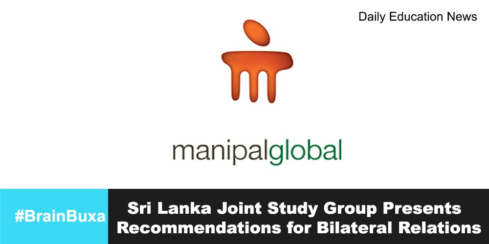 Image of Sri Lanka Joint Study Group Presents Recommendations for Bilateral Relations | Education News Photo