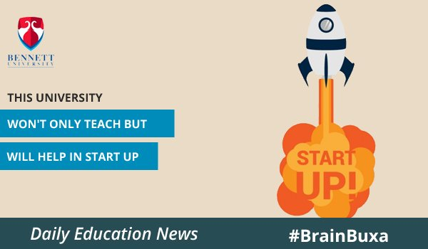 Image of This university won't only teach but will help in start up | Education News Photo
