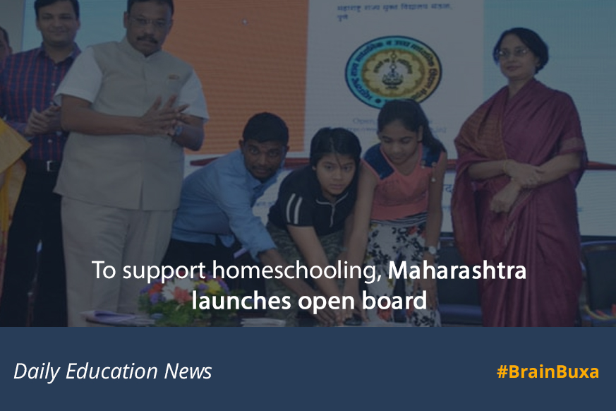To support homeschooling, Maharashtra launches open board