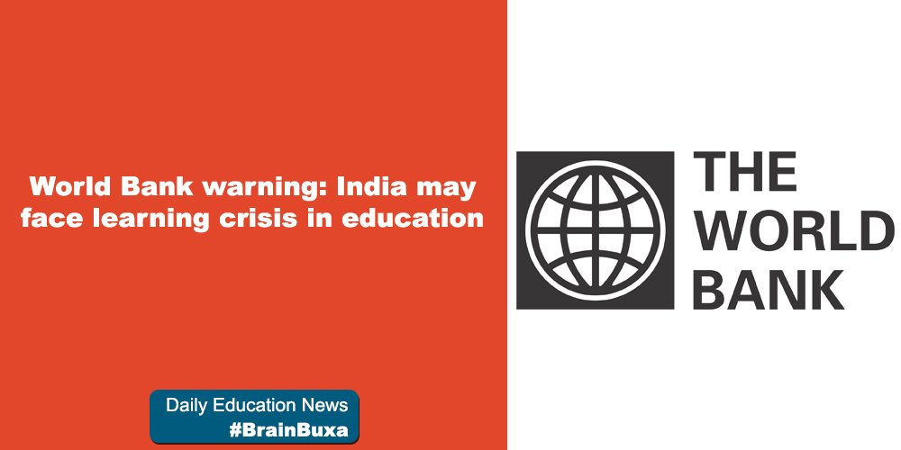 Image of World Bank warning: India may face learning crisis in education | Education News Photo